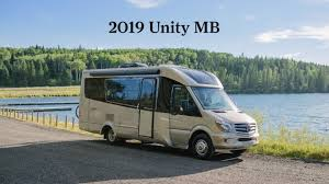 Leisure vans sprinter camper brings smart home convenience. 2019 Unity Murphy Bed Youtube