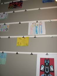 Childrens Artwork Display Creative Confidence Display And Honor The Power Of Play