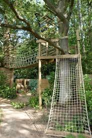 Scramble Nets for treehouses by Treehouse Life