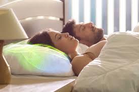 The Dreampad: <b>Sleep</b> technology hidden in a <b>pillow</b>. Come rest your ...
