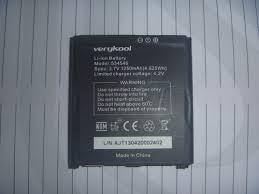Celular Verykool Rs75 Modelo 534546 ...