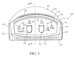 patent us programmable slow cooker appliance patents patent drawing