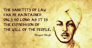 bhagat singh quotes that inspired us for life source quotespick com