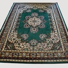 large green oriental rug ebth inside prepare 10