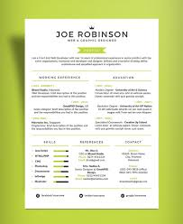 Free Elegant Professional Resume Cv Design Template In 3