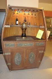 Wine Barrel Beer Tap