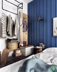 Nordic Bedroom Decordemon A Charming Industrial Apartment Inspired By Nordic Design