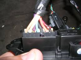 high speed on fan not working [archive] chevy trailblazer  at Ac Blower Resistor Motor Wire Harness 2006 Chevy Trailblazer