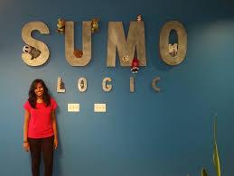 sumo logic being a product design intern sumo logic