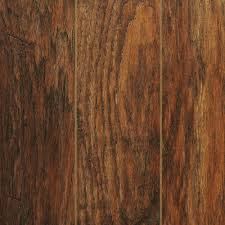 home decorators collection hand scraped medium hickory 12 mm thick