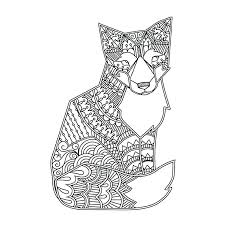 Fancy Design Hard Coloring Page Printable Difficult Pages Free For