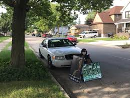 Black Lives Matter Chicago - Cassandra Greer-Lee has been sitting outside  Sheriff Tom Dart's house in Mt. Greenwood since 8am this morning. She will  sit outside his house for 24 hours in