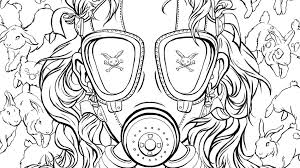 Morbidly Colorful Tales Fill Chuck Palahniuk S Adult Coloring Book