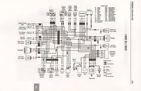 wiring diagram for honda xl 185 vintage dirt bikes thumpertalk share this post