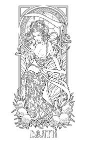 Fairy Tale Coloring Pages For Adults