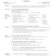 Sample Nanny Resume Nanny Resume Samples Fungramco 45