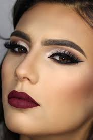 dark matte lip color picture 2