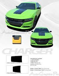 2017 Dodge Color Chart 2015 2016 2017 2018 2019 Dodge Charger Vinyl Decals Hood 15 Se Rt Hemi Stripes Daytona Mopar Blackout Graphic Kit