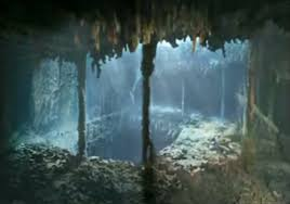real underwater titanic pictures. Plain Underwater Real Pictures Of Titanic Underwater  Facts Fact 20 Grand  Staircase Inside