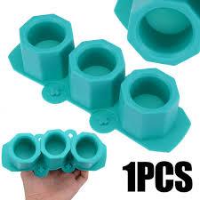 Online Shop 3D <b>Concrete Planter Silicone Mold</b> DIY Clay Craft ...