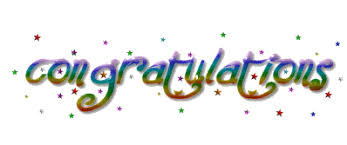 Image result for congratulations great job clipart