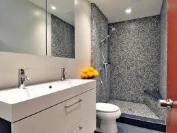 modern bathroom tile gray. Contemporary Bathroom Photos Hgtv Modern Tile Gray A