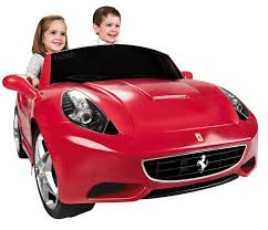 Licensed Feber Ferrari Ride On Electric Car Kids Electric