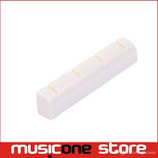 ivory plastic 35x5x6 5mm ukulele nut uk parts ukulele diy parts whole mu1240 plastic nut guiar parts guitar nut with 1 26 piece on egetmart s