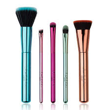 it s truly hard to resist brushes in metallic colours especially when they re in fun shades like these the five brushes here are supposed to be london