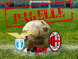 Pagelle Lazio Milan 1-1