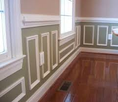 paint ideas with chair rail after dining room ideas for picture frame wainscoting