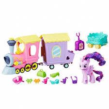 """Игровой <b>набор</b> """"<b>Поезд Дружбы</b>"""" <b>My Little Pony</b>"""