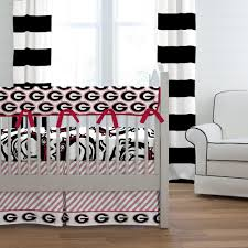 university of georgia crib bedding