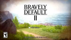 bravely default ii a brave new battle