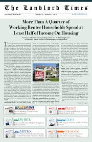 The Landlord Times National Digital Edition Vol 2 Issue 5 By