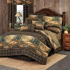 whitetail birch 6 pc twin comforter set