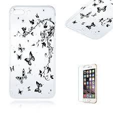Cover Per Iphone 7 Plus Silicone Custodia Morbido Originale