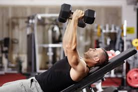 fill your shirt with this intense chest and tricep workout men s health magazine australia