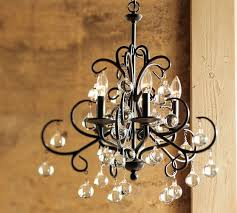 pottery barn chandelier with regard to bellora idea 8