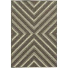el matador brown 7 ft x 10 ft indoor outdoor area rug