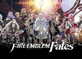 Fire Emblem Fates Wikipedia