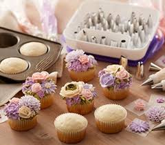 Cupcake Decorating Accessories Baking Party Supplies Baking Party Ideas Michaels 94