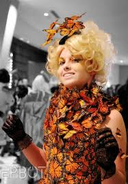 insaneulous insane ridiculous effie trinket cosplay