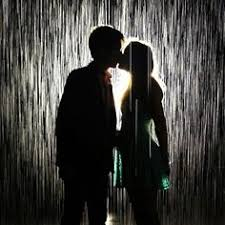Image result for kiss in the rain