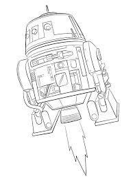 Kleurplaten En Zo Kleurplaten Van Star Wars Rebels
