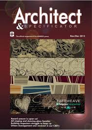 Divas By Design Krugersdorp Architect Specificator Novdec2012 By Promech Publishing