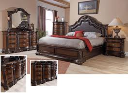 King Bedroom Suite Lifestyle Furniture King Bedroom Suite A Mattress Bed Outlet