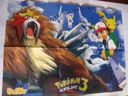 Pokécoleções - Guia De Colecionador: Álbum De Figurinhas Chiclete Buzzy Pokémon  3: O Filme (Parte 03) - Pokémon