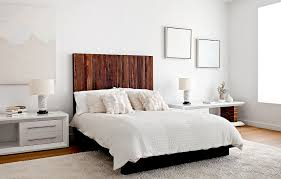 Modern Wood Headboard Popular Modern Wood Headboard Home Improvement 2017  Modern