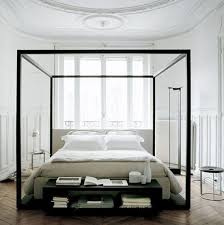 modern four poster bed. Brilliant Four Trend Spot The Contemporary 4 Poster Bed To Modern Four O